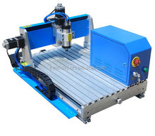 4 Axis 3040 Vertical Type CNC Router Engraving, Drilling, Milling Machine for Wood, Plastic, Metal & Stones