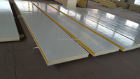 100mm polyurethane sandwich panel for cold room