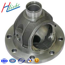 construction machinery parts differential device case