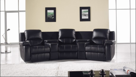 room furnishings motion home theater sofa set cinema chair for sale