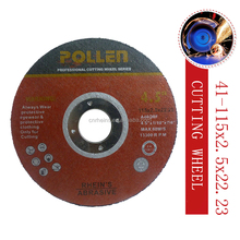 115x2.0x22.23 flat cutting wheels /flexibe diamond disc