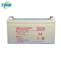 Long cycle life maintenance free 12v lead acid battery 120Ah for communication power supply