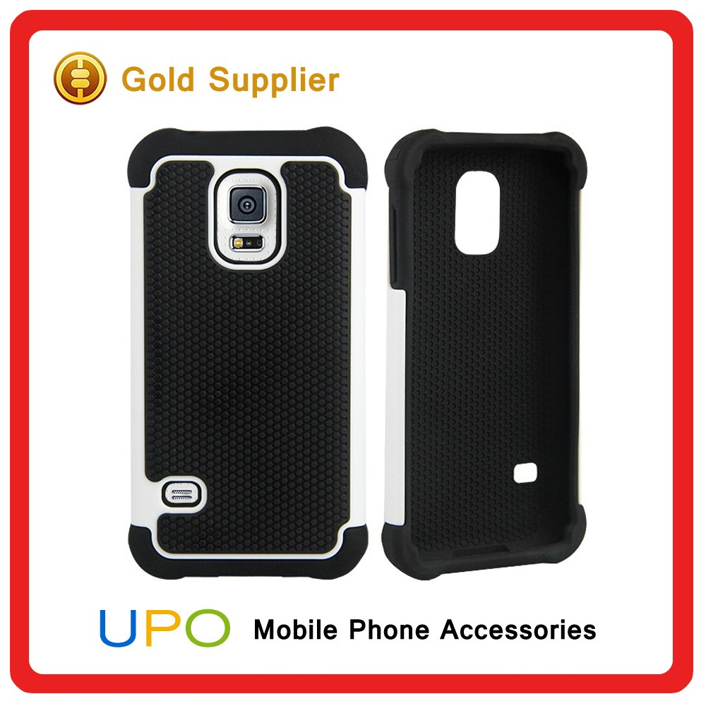 [UPO] Original Shockproof Rugged Combo Cell Phone Covers Case for Samsung Galaxy S5 mini