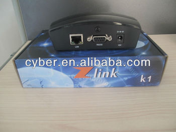 Stock!! Hot selling Z-link K1 dongle, free IKS, HD free, Korea original;