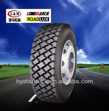 TBR longarmch tyre hot selling in the world