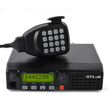 China Long Range 50Watt 2 Meter VHF UHF Mobile Auto Amateur Ham Radio FM Transceiver