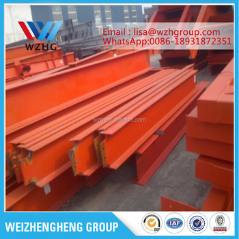 Send steel structure to Papua New Guinea