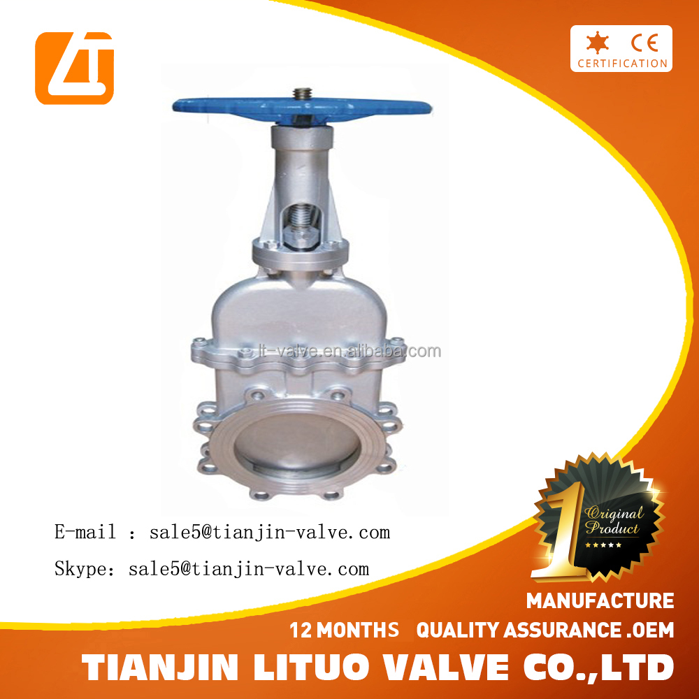 Hot sale big size electric actuator standard motor operated gate valve