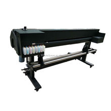 Hot Sale 1.6m 2DX5 Eco Solvent Printer for Printable Vinyl