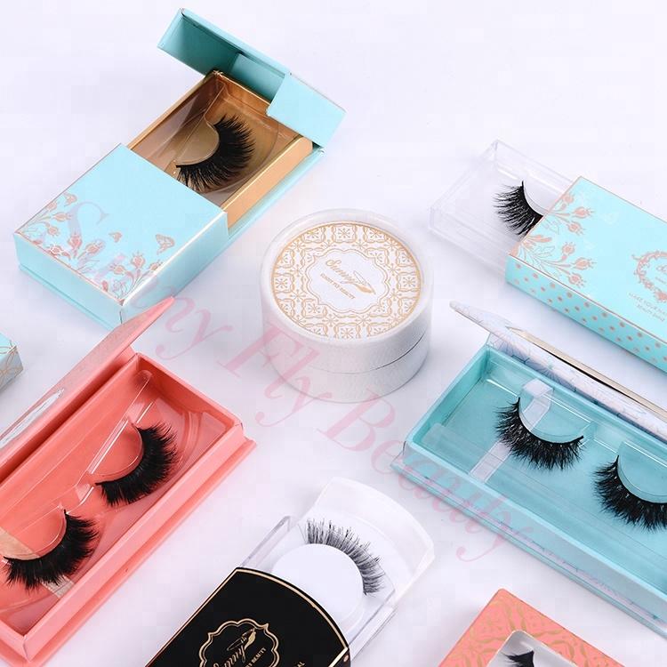 China Custom Eyelash Packaging China Custom Eyelash Packaging