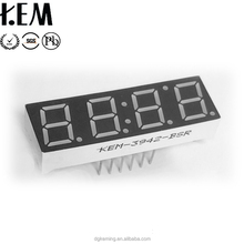 0.39 inch 7 segment queue led display for digital clock led module