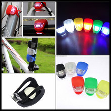 Wholesale durable custom silicon band bike light
