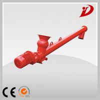 Screw conveyor spiral conveyor auger delivery