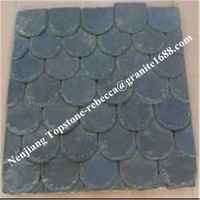 Natural Multicolor Stone Cheap Roof Slate