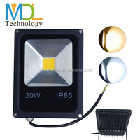 Top quality cob led flood ligh10w 20w 30w 50w 70w 200w RGB IP65 outside light led lighting with CE and Rohs certification