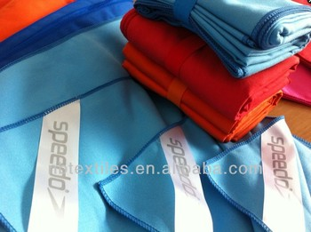 sublimation printing microfiber sport towel