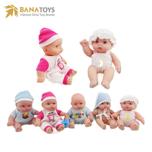 Lovely cheap silicone reborn baby dolls for kids