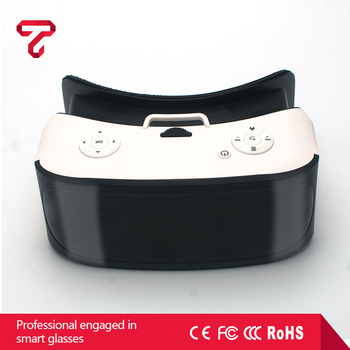 Vr Virtual Reality built in OS Headset 3d glasses vr for 3d Movies and Games Vr Box