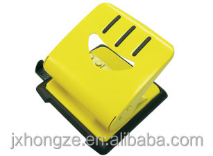 Rainbow 2 Hole Metal Punch for 25 Sheets