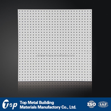 2016 Factory price Clip in Square aluminum for green house building materials