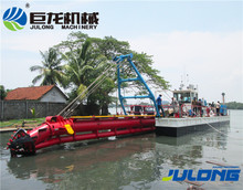 Professional factory direct cutter suction river sand dredger machine/ boat/ vessel/ ship/ barge/ equipment for sale