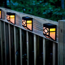 Factory price LED solar wall light outdoor fencing solar powered light waterproof street light