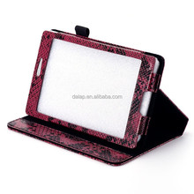7 inch tablet case custom leather tablet cover
