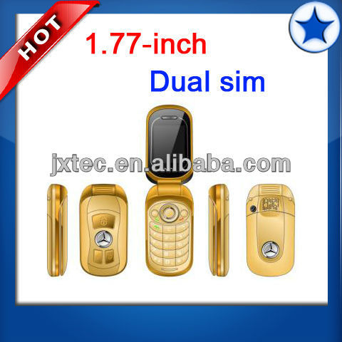 2013 wholesale cellphone unlocked small celular phone H666