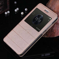 Hot selling Magnetic PU+TPU leather flip case for Samsung note 3