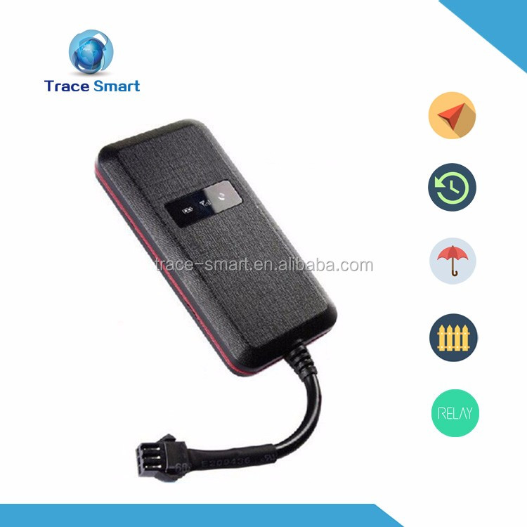 Mini GT02 Accurate Vehicle Tracker Manual GPS Tracker for Car Lightweight Vehicle GPS Tracker