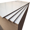 6mm white melamine coated MDF for furniture