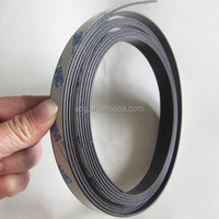 High quality strong force adhesive magnetic strip tape