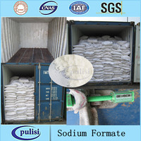 PLS china industrial grade best price sodium formate synthetize producers