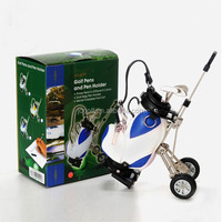 Desktop Golf Gift Golf Cart Bag