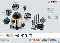 Plastic Material and Vacuum Cleaner Type wet and dry car vacuum cleaner