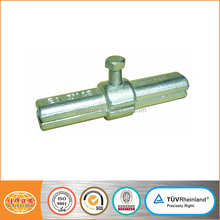 BS1139 standard drop forged joint pin clamp for steel scaffolding tube
