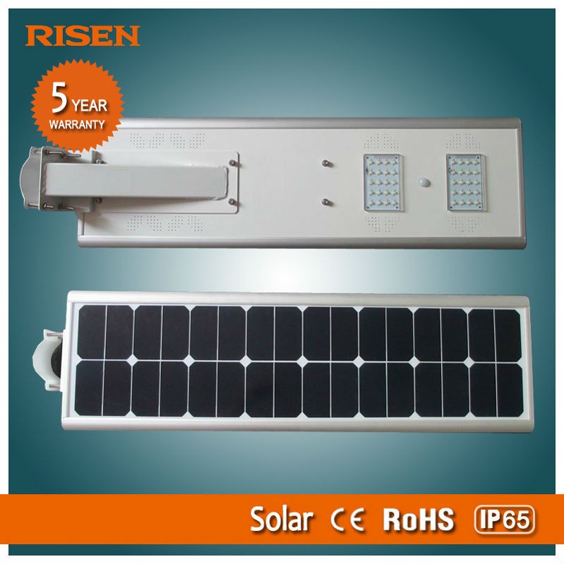 Waterproof Solar Light Stainless Steel Outdoor Lamps Pole For Sale