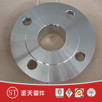 ANSI B16.5 RF High Pressure Stainless Steel Socket Welding SW Flange for Industry