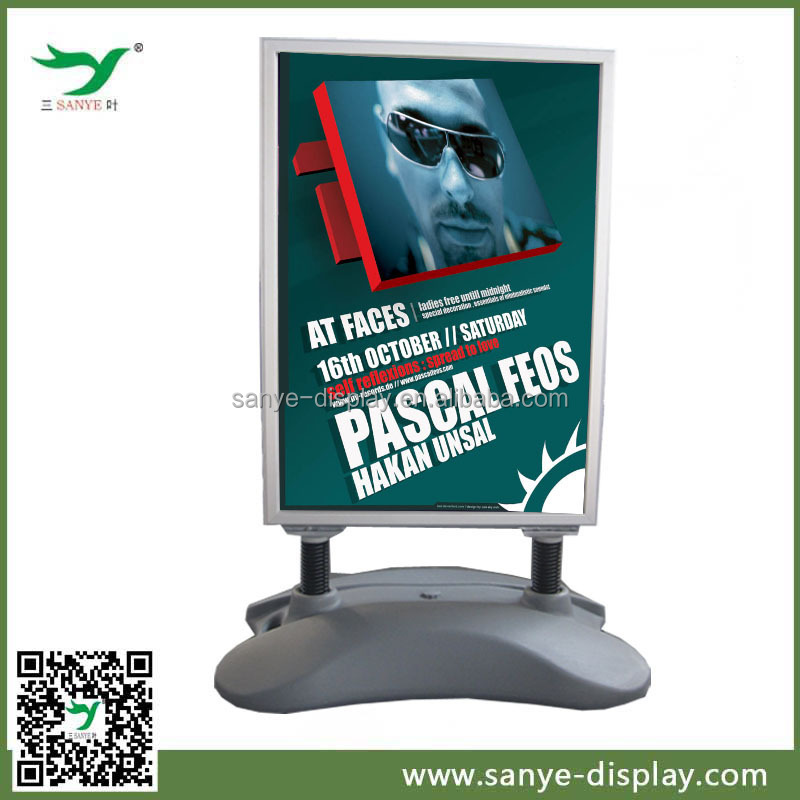 outdoor waterproofed extra large poster frames buy