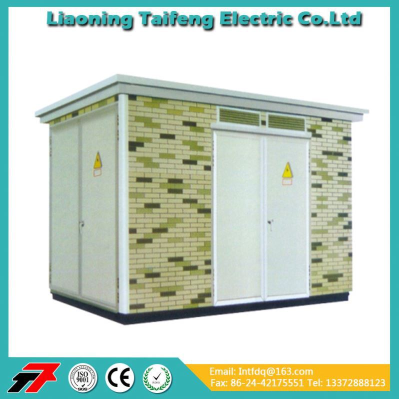 Best selling rainproof good price 33kv substation