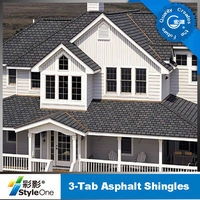 roof tiles/ asphalt roofing shingle / asphalt shingle(low cost, high quality)