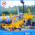 China cheap road construction machinery cold mix asphalt plant