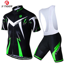 Only for Opensky Pro X-TIGER Brand Cycling Jersey/men cycling wear Bicycle <strong>Sportswear</strong>/Summer Quick-Dry Cycling Clothing