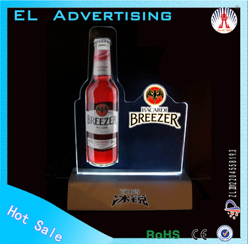 EL advertising backlight outdoor advertising el advertising board