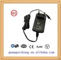 mobile phone 7.2v ac/dc adapter