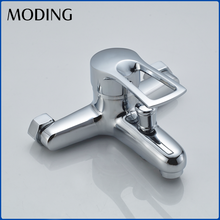 MODING Hot Sale Bathroom Thermostatic Hot Cold Water Shower Mixer Faucets