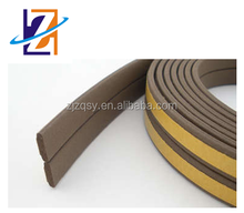 EPDM self-adhesive foam rubber