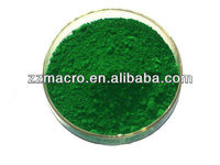 Factory Chrome Oxide Green Coating
