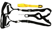 nylon or steel or abs trx suspension exercise fitness