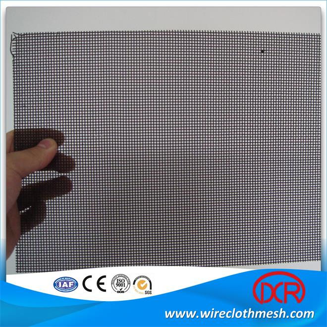 Stainless Steel Security Sliding Window Screen Mesh